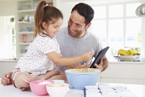 Pasar más tiempo con los hijos
