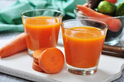Perder peso con la zanahoria