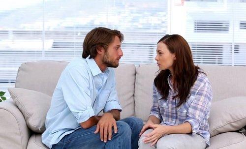 las parejas sanas trabajan en su relación