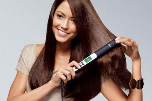 plancha el pelo
