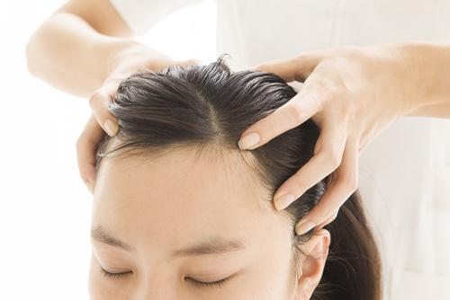 Champú para cabello grasoso