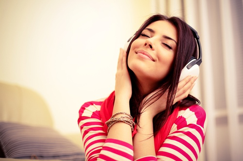 Escucha-música