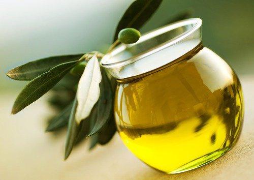 Aceite de oliva-remedios