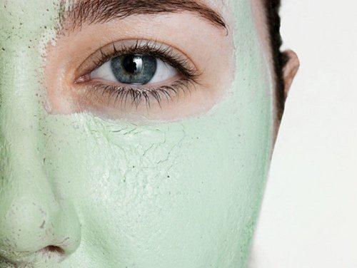 Recupera la belleza del rostro con arcilla