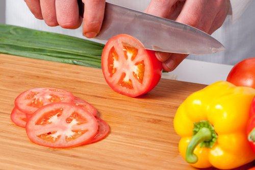 Tomates melatonina