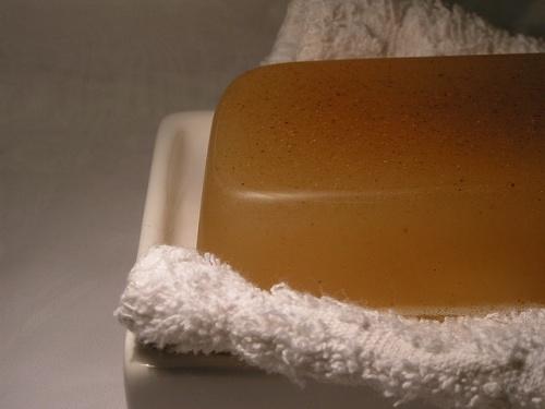 jabón natural Lisa Salamida