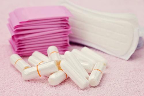 Los tampones y productos de higiene femenina estarían contaminados con glifosato
