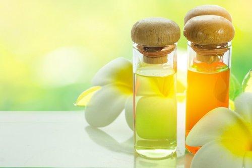 aceite natural para la zona íntima